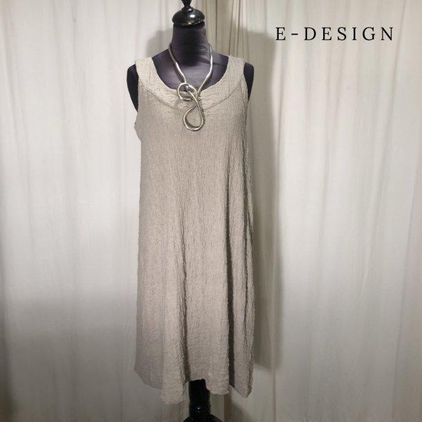 a E-Design sommer kjole-top sand