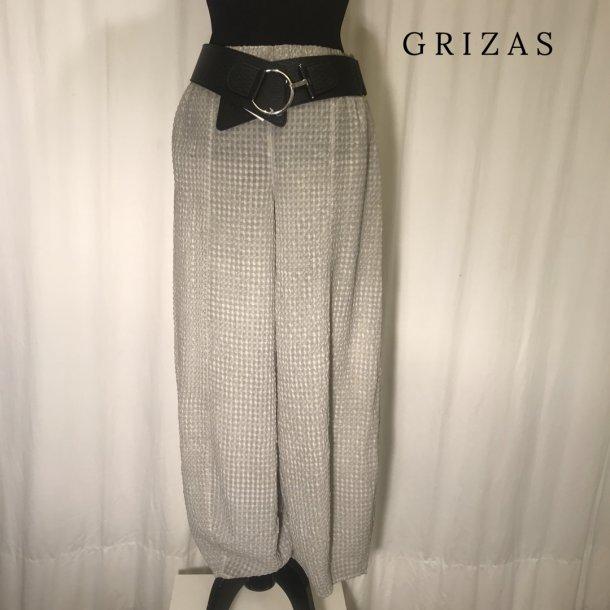 Grizas silke/bomuld design buks